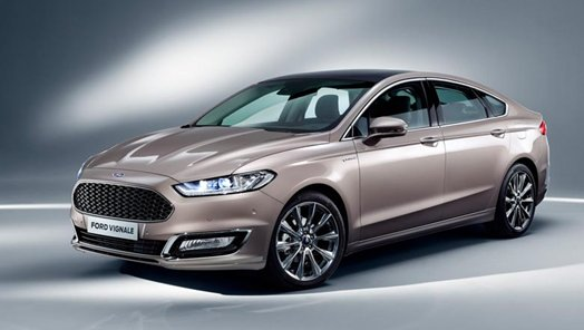 Фото Ford Mondeo 2018